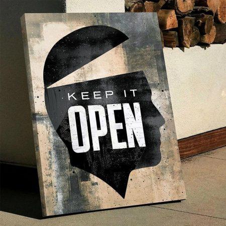Keep It Open - DrunkArtist