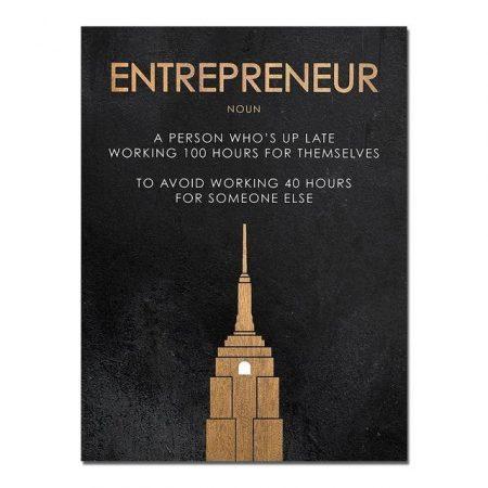 Entrepreneur - DrunkArtist