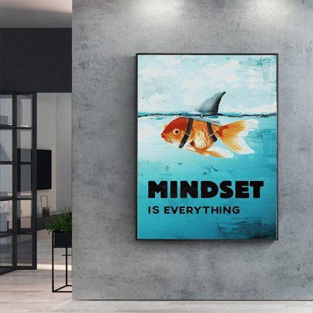 Mindset is Everything - DrunkArtist