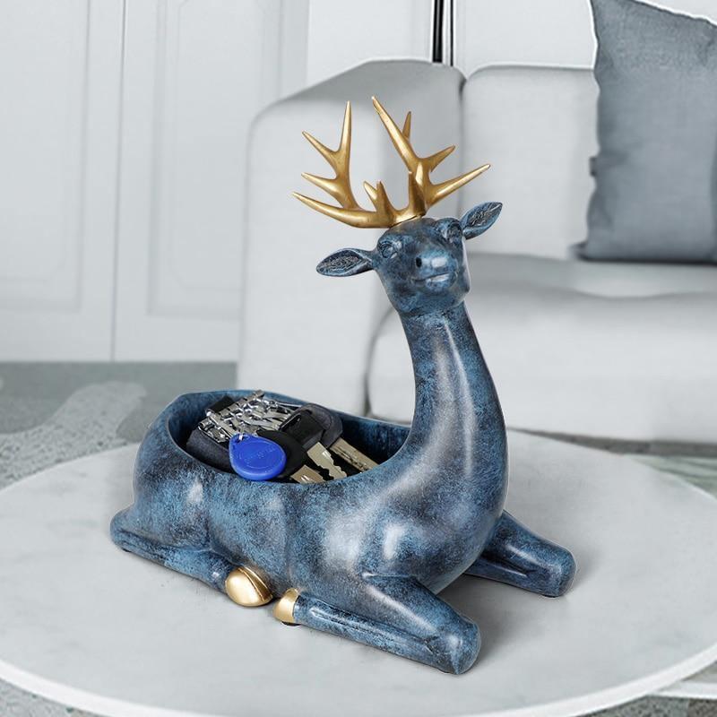 Deer Resin Storage Box - DrunkArtist