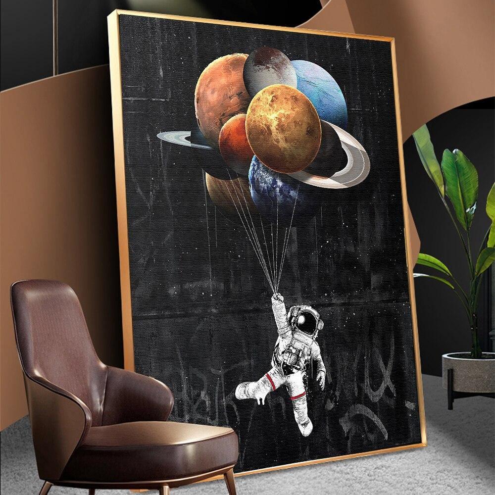 Dreaming Astronaut - DrunkArtist