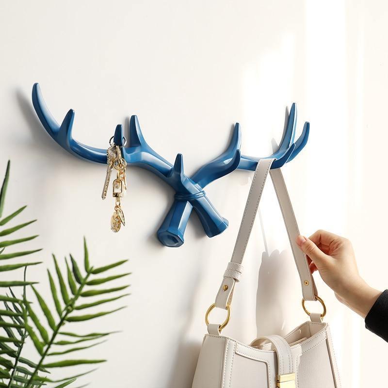 Deer Horn Hook hanger - DrunkArtist