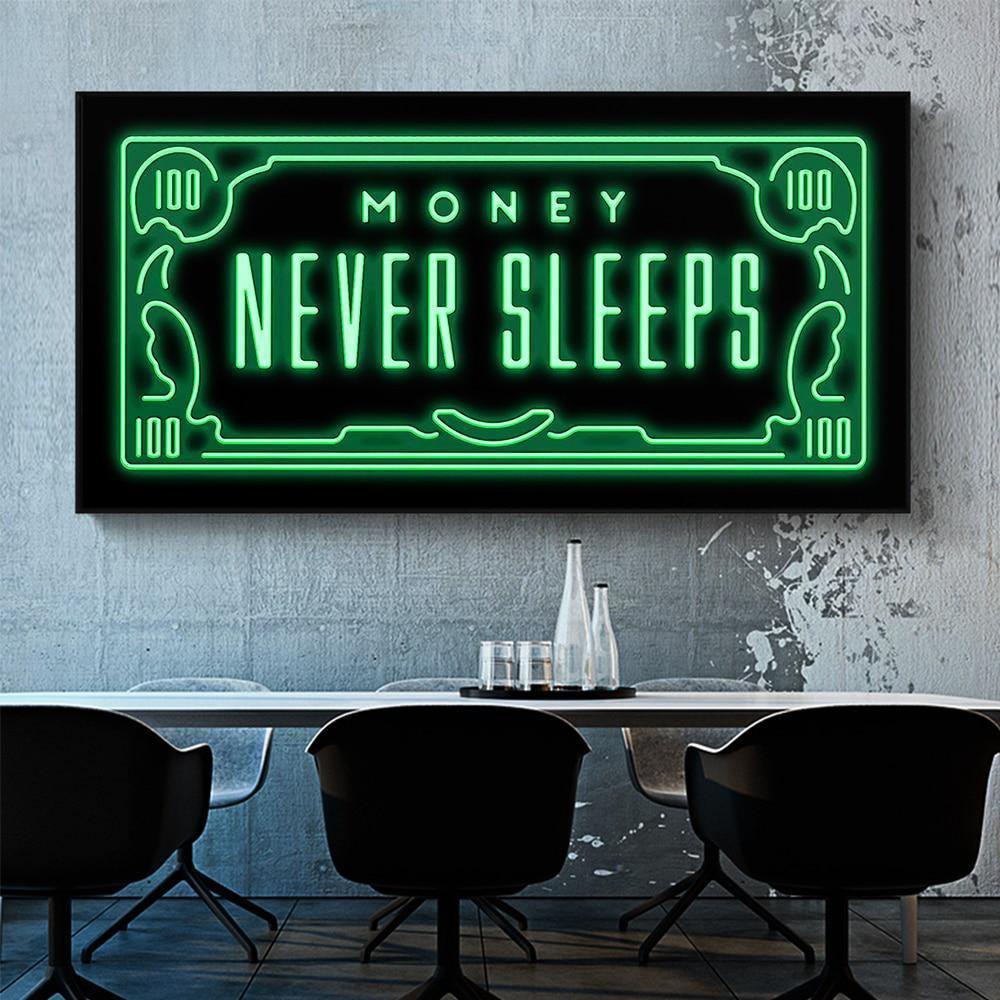 Money Never Sleeps - DrunkArtist