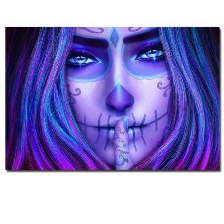 Colorful Girl - DrunkArtist