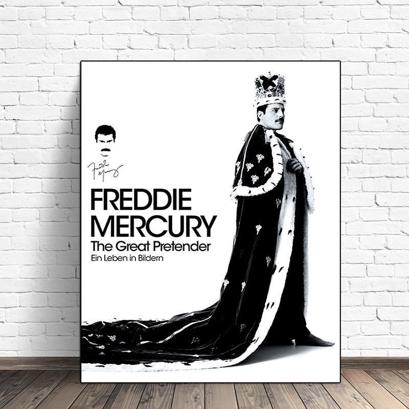 Freddie Mercury - DrunkArtist