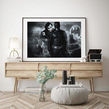 Batman Joker - DrunkArtist