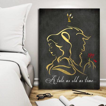 Beauty And The Beast - DrunkArtist