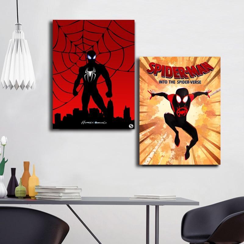 Spider-Man: Into The Spider-Verse - DrunkArtist