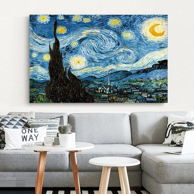 Starry Night - DrunkArtist