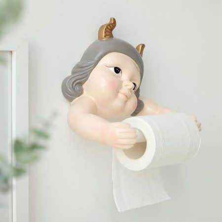 Fairy Tissue Holder - DrunkArtist