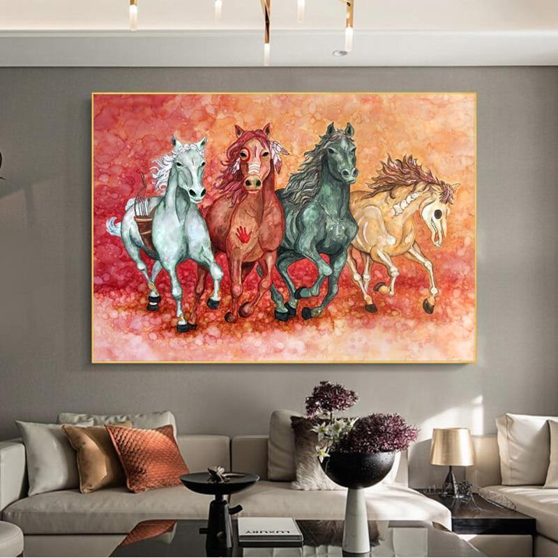 Running Horse - DrunkArtist