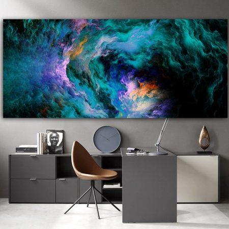 Blue Nebula - DrunkArtist