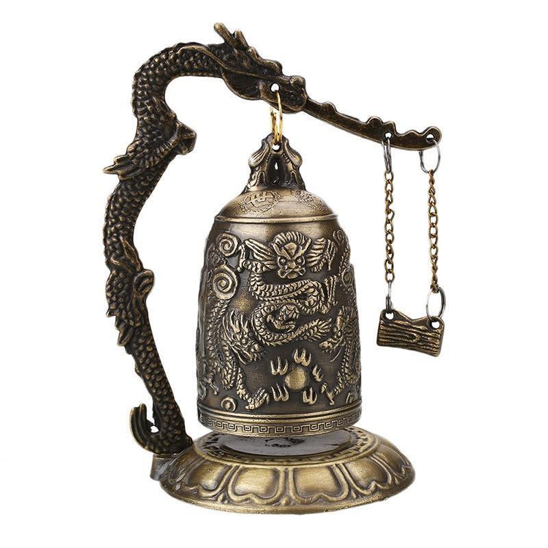 Buddhist Bell Dragon - DrunkArtist