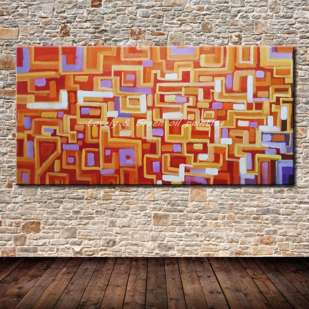 Handpainted Abstract Colors - DrunkArtist