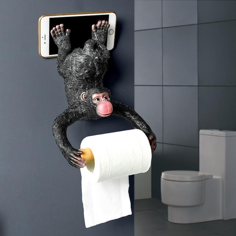 Creative Monkey Tissue Holder - DrunkArtist