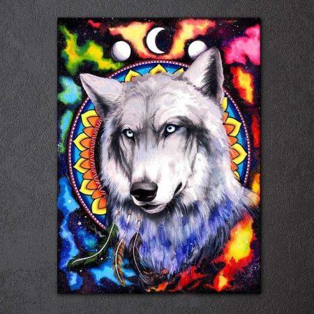 Immortal Wolf - DrunkArtist