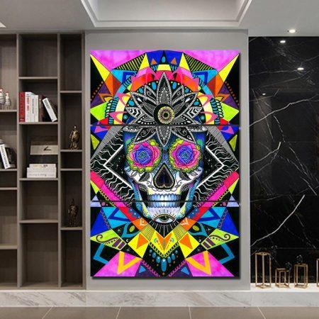 Sugar skull - DrunkArtist
