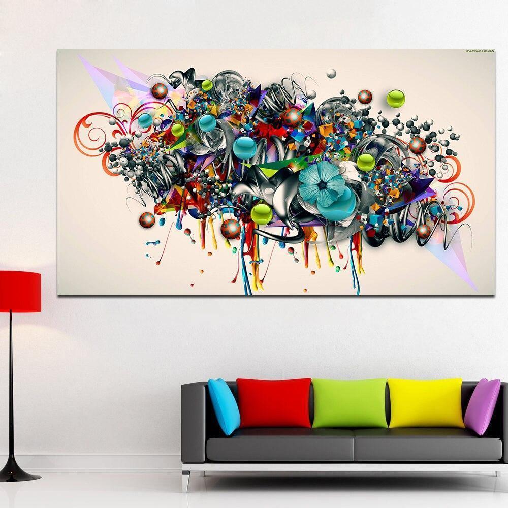 Graffiti Canvas - DrunkArtist
