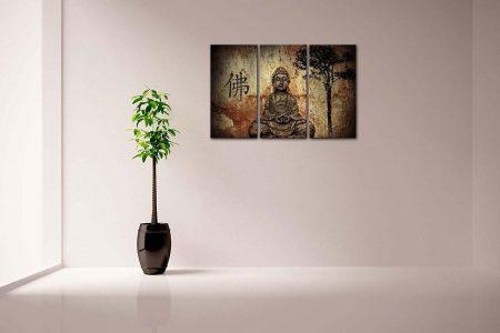 Buddha In Grotto - DrunkArtist
