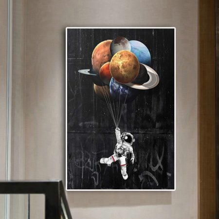 Astronaut Space Dreaming